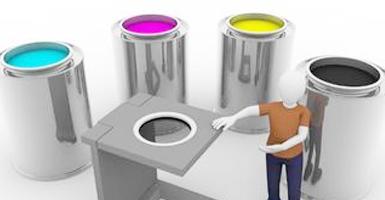 热转印印刷油墨怎么保存比较好?